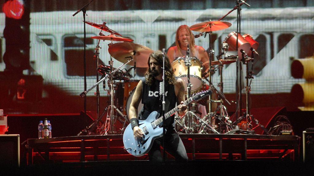 Foo Fighters hizo vibrar a 30 mil fanáticos en La Plata