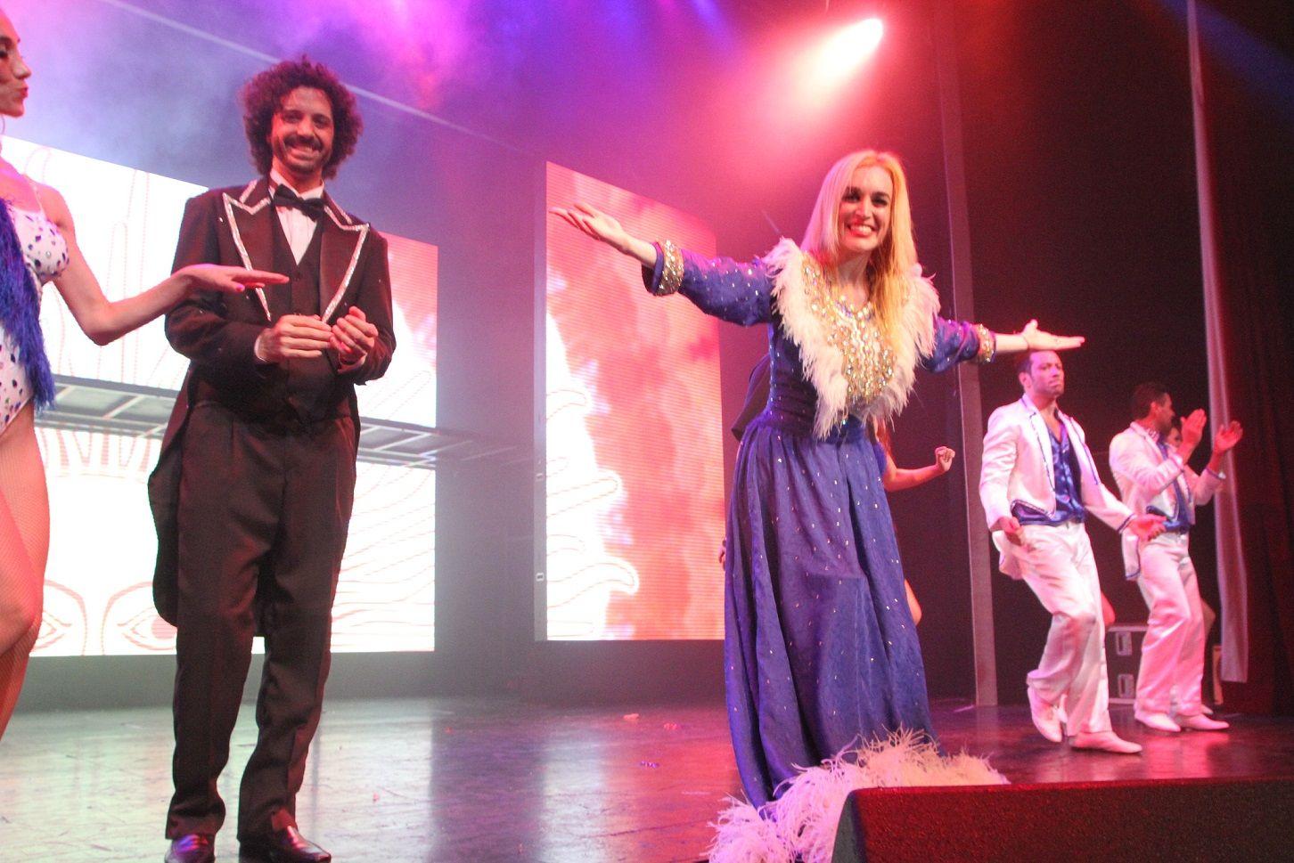 Fátima Florez adelantó cuáles son los personajes que interpreta en su espectáculo