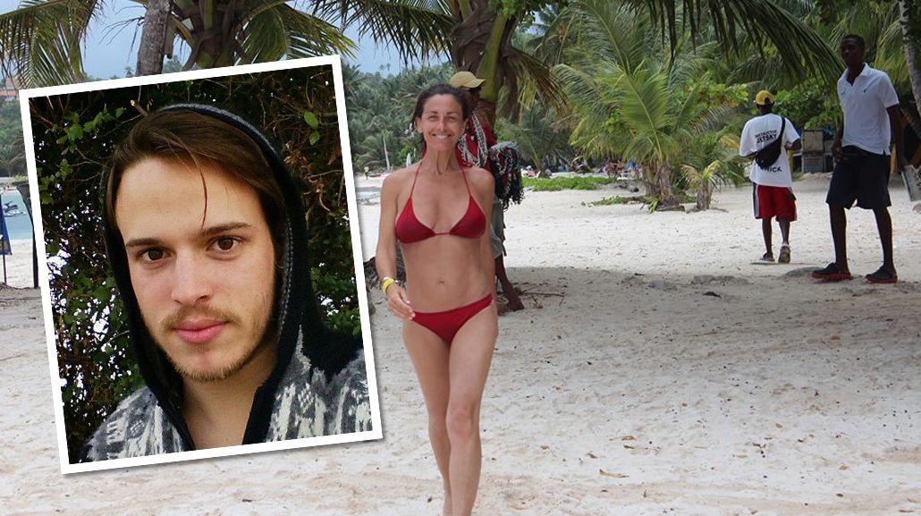 El osado romance de Viviana Saccone con un actor de 21 años: ella tiene 46