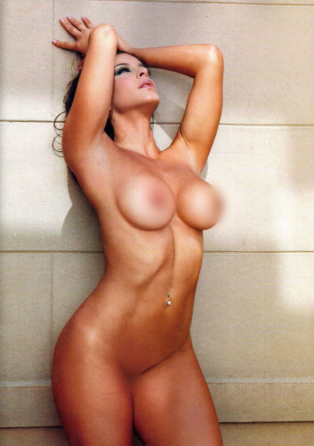 La infartante producción XXX de Celeste Muriega para Playboy