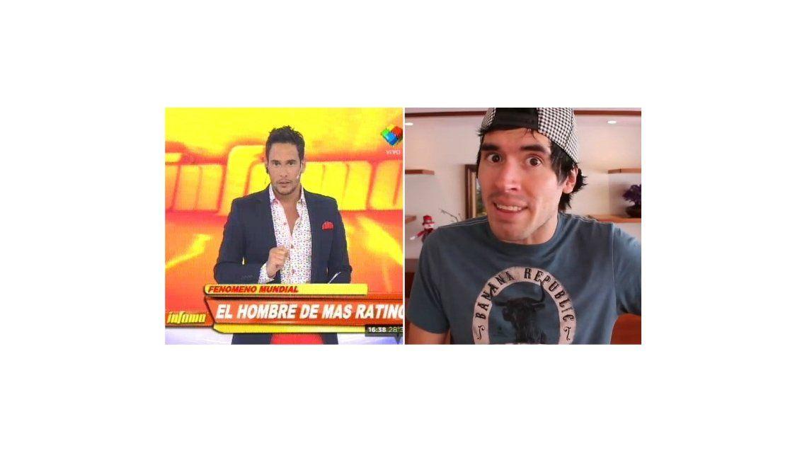 El fenómeno de Soy Germán, el furor de Internet: lo quieren en el Bailando 2015