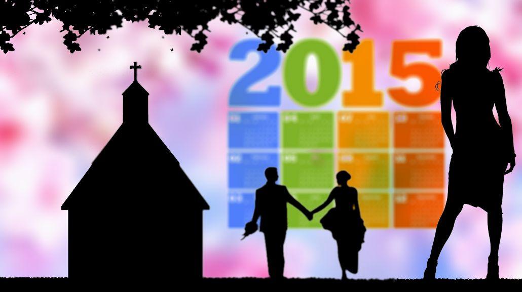 Compromiso, convivencia y casamiento 2015: malas noticias para una ex esposa