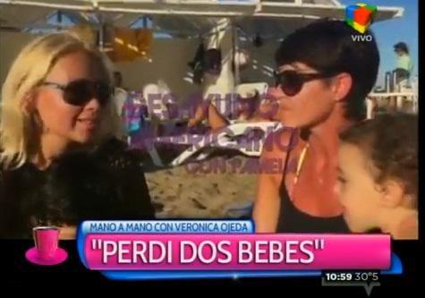 Diego Maradona le negó a Verónica Ojeda  su casamiento con Rocío Oliva