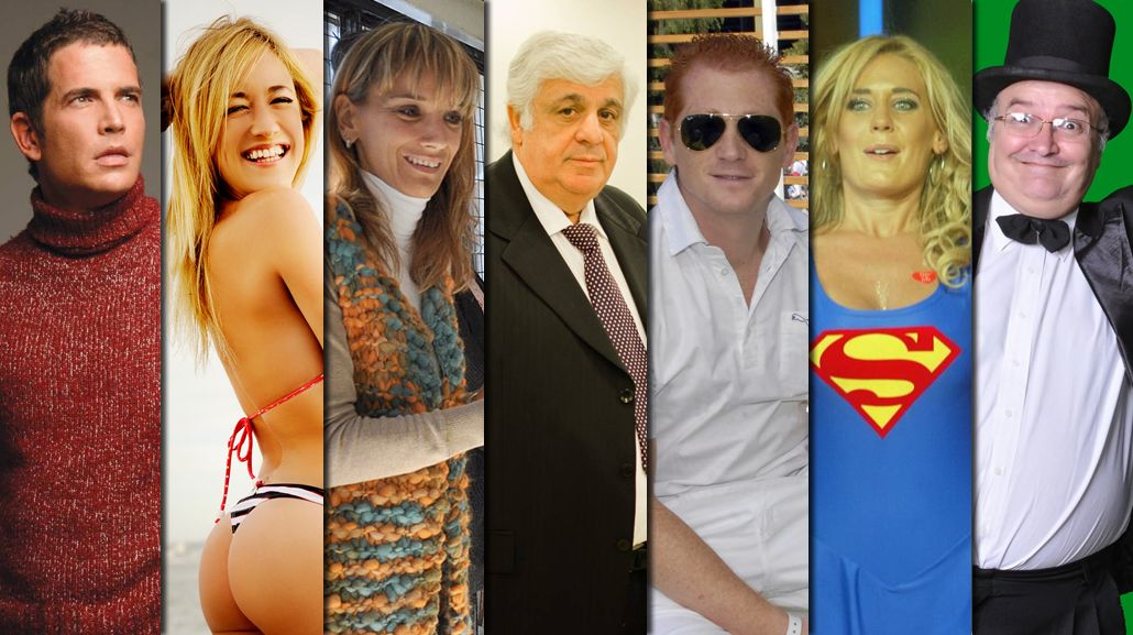 Los candidatos para el Bailando 2015