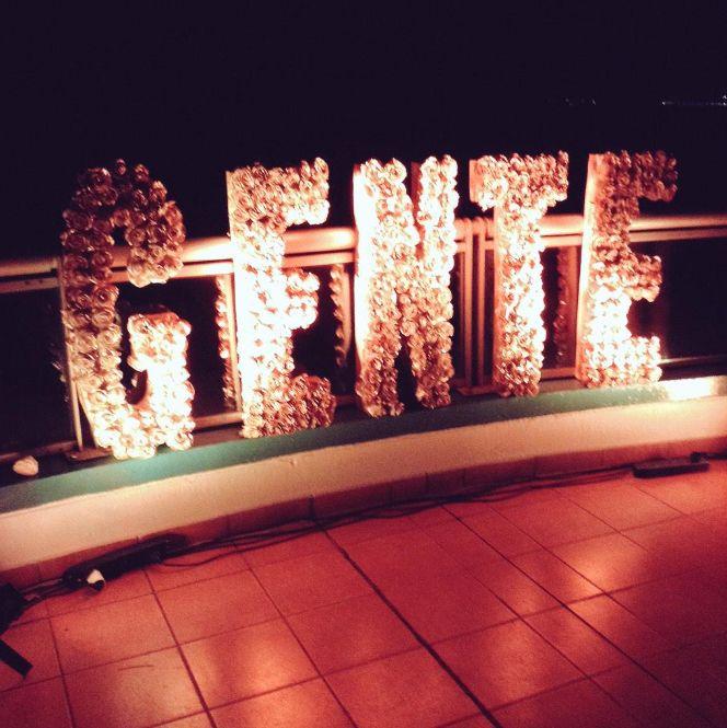 Susana Giménez presente en la exclusiva fiesta de Gente en Punta