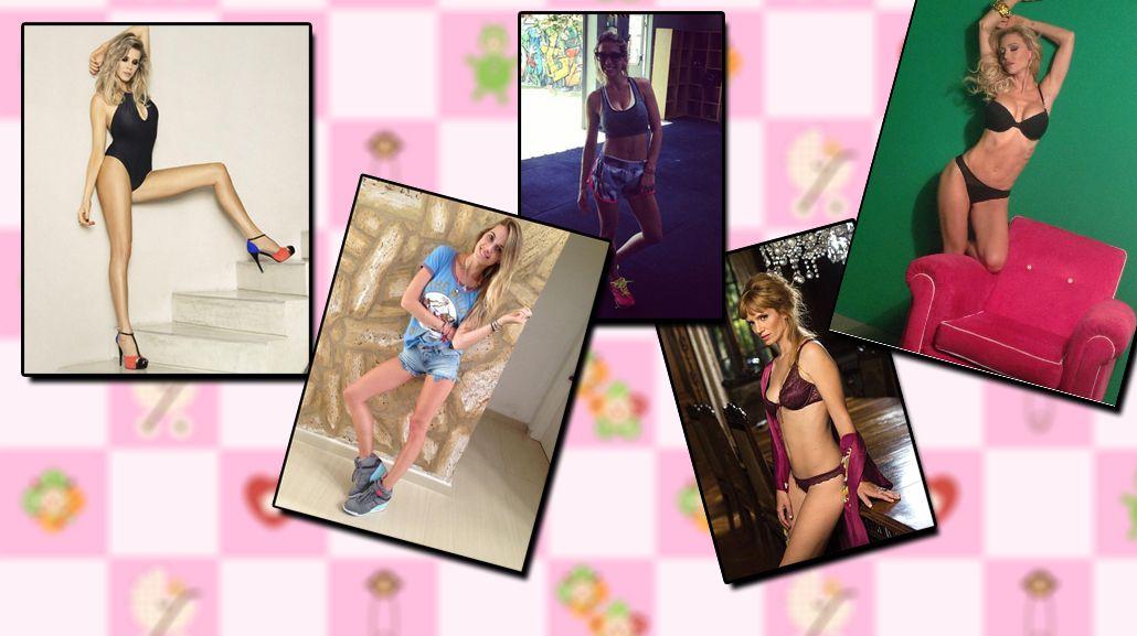 El top 10 de las famosas que recuperaron su figura después de ser mamás