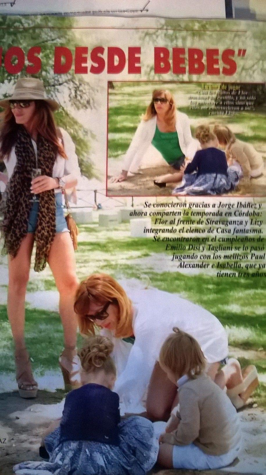 Flor de la Ve, furiosa con una revista: ¿no quería hacer una nota con Lizy Tagliani?