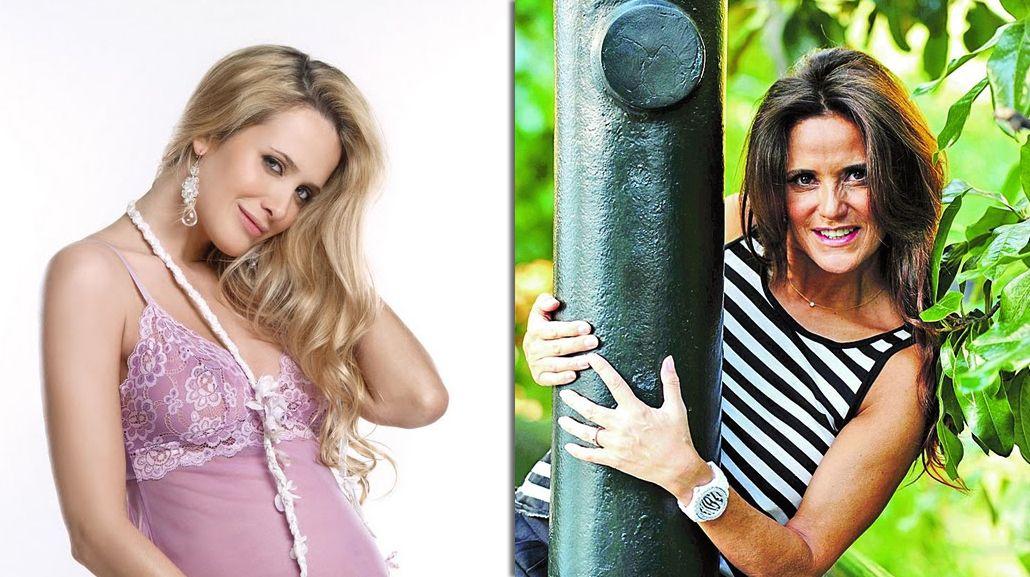 Julieta Prandi y María Fernanda Callejón, embarazadas
