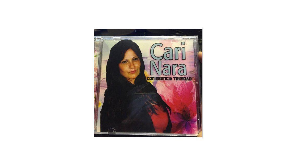 Cari Nara: la madrastra de Wanda y Zaira ya tiene su primer disco