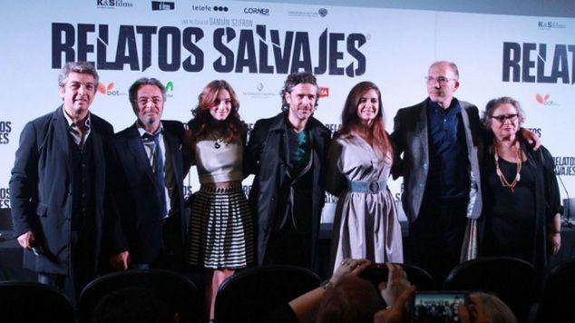 Relatos Salvajes nominada como mejor película en los Goya