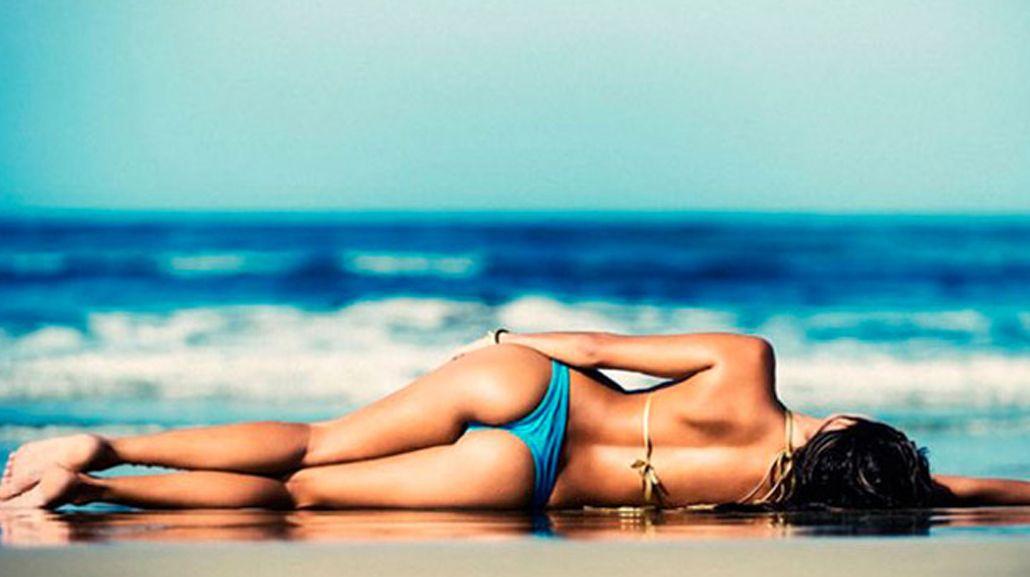 Un clásico del verano: mirá las fotos del calendario Reef