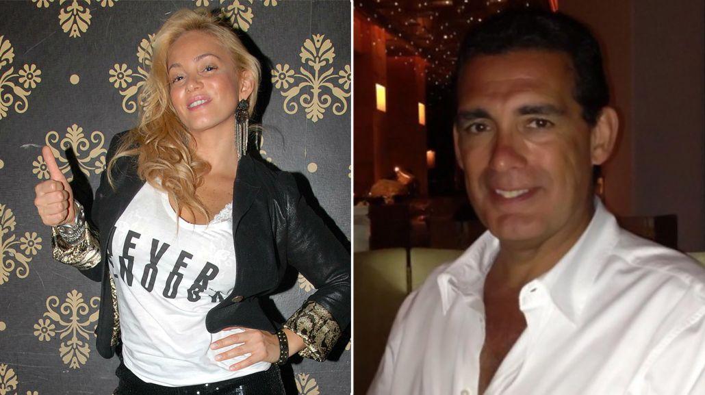 María Eugenia Ritó le ganó la primera pulseada legal a su ex, Marcelo Salinas