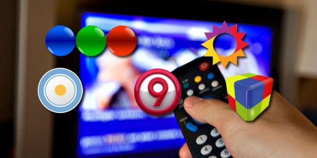 ¿Qué canales fueron los ganadores en el rating del año?