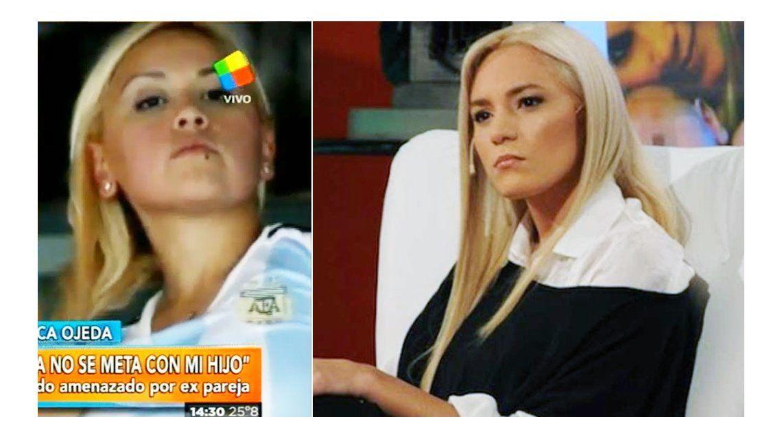 Verónica Ojeda vs Rocío Oliva: No se merece ser mujer, es una porquería de persona