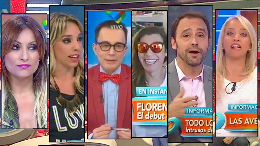 Primer escándalo del año: el panel de Intrusos furioso con Flor de la V