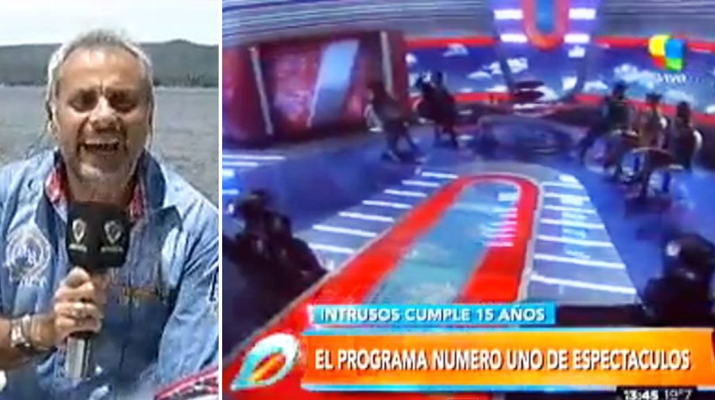 Intrusos celebró sus 15 años al aire: el emotivo video de la trayectoria del programa que conduce Rial