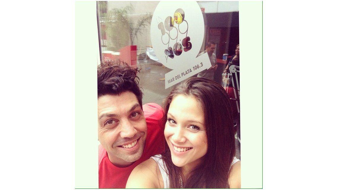 Barbie Vélez y Emiliano Rella, la nueva dupla del verano en Mardel
