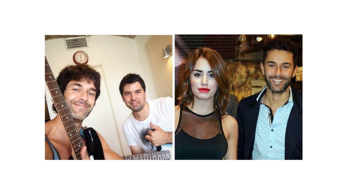 Mariano Martínez tomó clases de guitarra: ¿cómo será su nuevo protagónico?