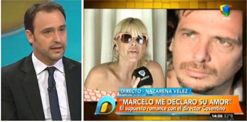 Nazarena Vélez confesó que los rumores de romance son de hace tiempo