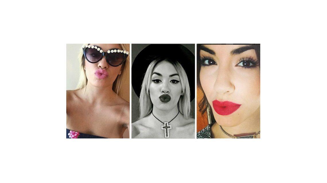 Lali Espósito, fanática de su boca: no deja de seducir en las redes sociales