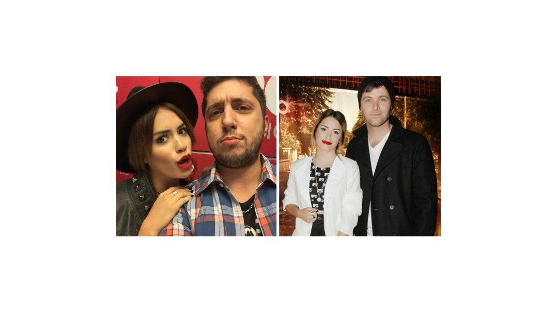 Lali con Jey fue TT en Twitter: ¿Tiene una foto hot con Benjamín Amadeo?