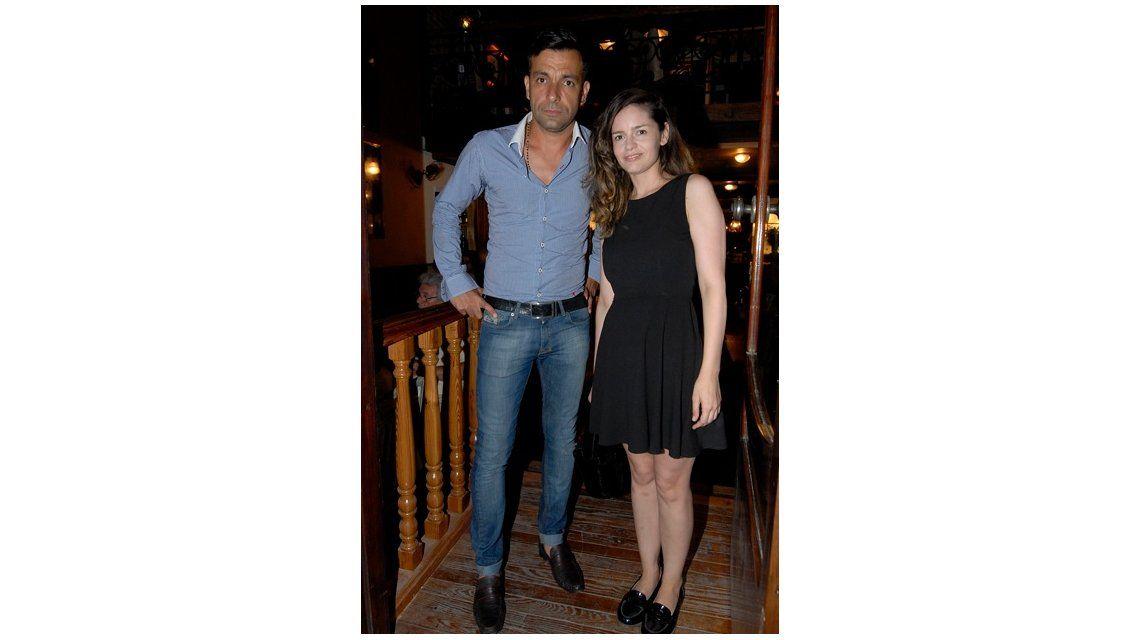 ¿Están saliendo Martín Bossi y Romina Ricci?