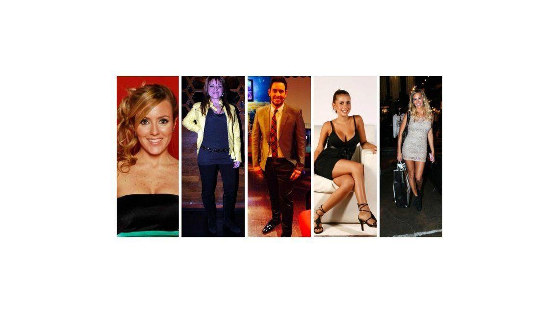 El panel femenino que acompañará a Rodrigo Lussich en Infama, a partir del 1 de enero
