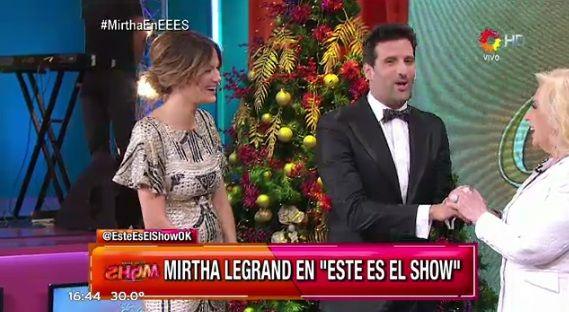 El 1 x 1 de Moria Casán, Susana Giménez, Chiche Gelblung y Juan Carlos Calabró, según Mirtha Legrand