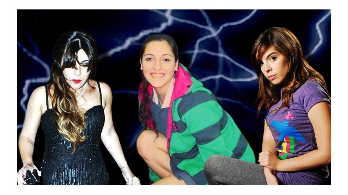 Gianinna y Dalma, en pie de guerra con Jana