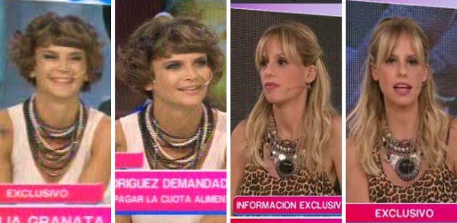 Amalia Granata, la invitada que no contesta: las ironías de Mariana Fabbiani en vivo