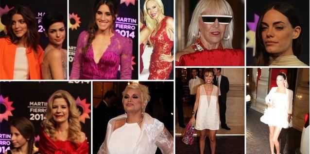 Los peores looks nacionales de 2014