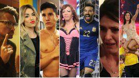 Los personajes y revelaciones del año