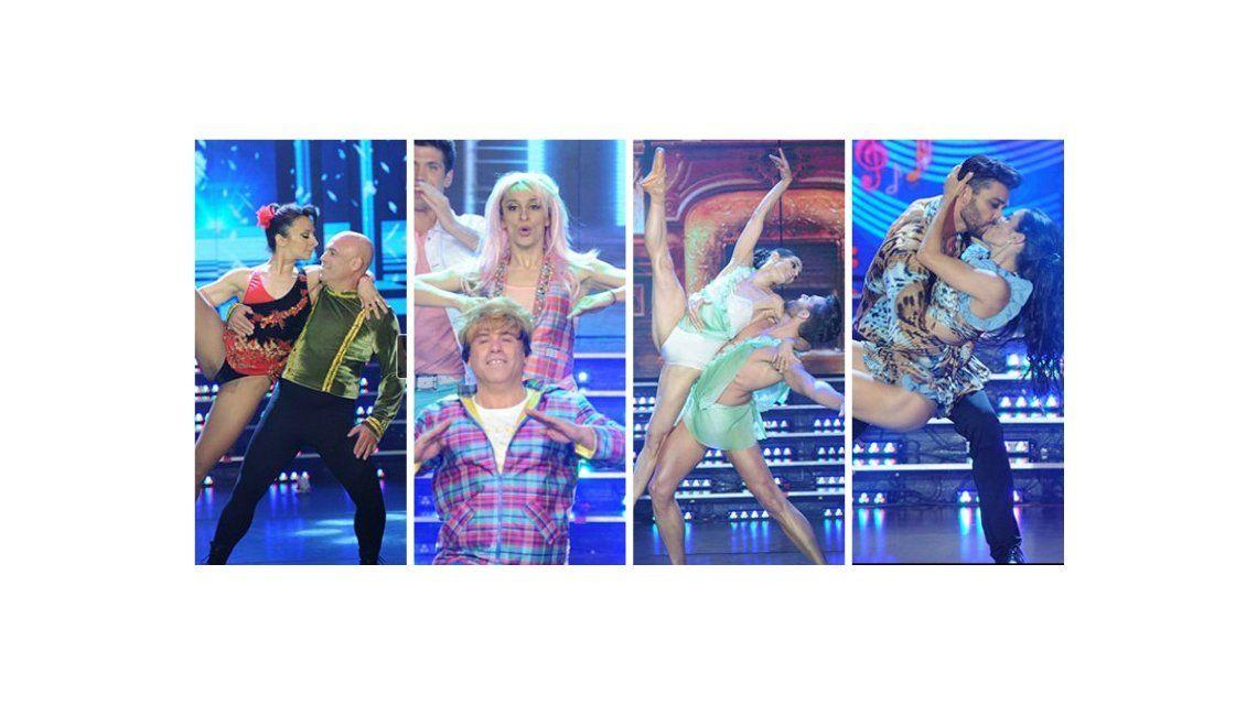 Reviví las últimas performance de los finalistas del Bailando 2014