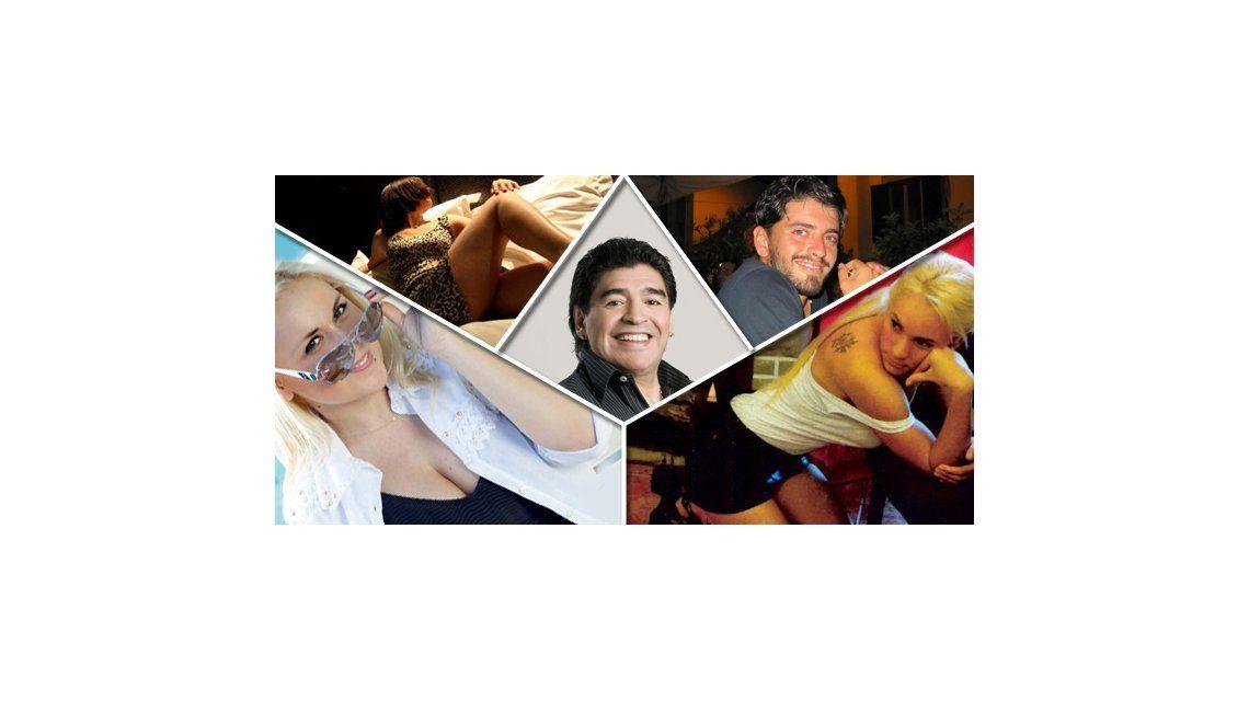 Cinco motivos para estar hartos del clan Maradona