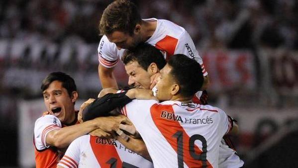 River campeón de la Sudamericana
