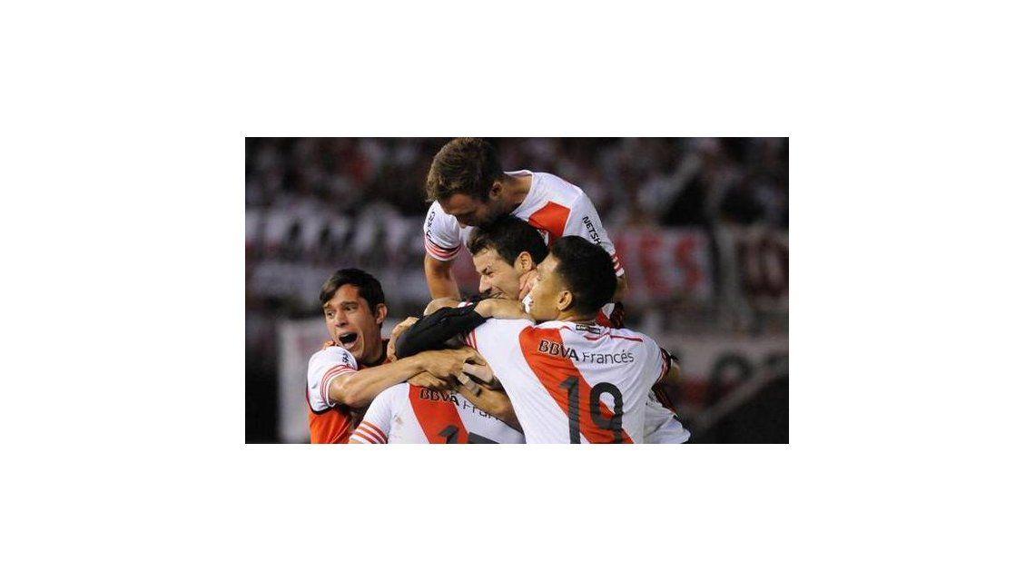 River campeón de la Sudamericana; el festejo de los famosos en Twitter