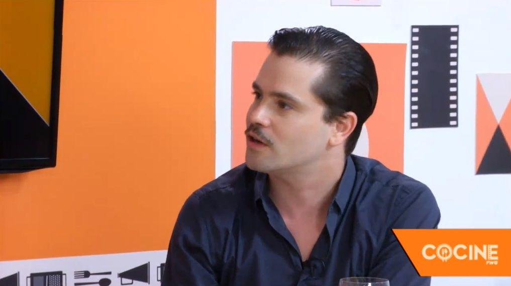 Felipe Colombo, se sincera: Es lógico que no siempre haya química entre los actores