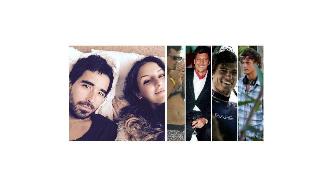 Nacho Viale y Candelaria Tinelli, separados: éste sería el tercero en discordia