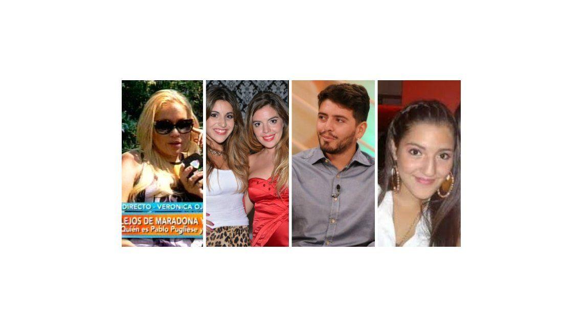 El 1 x 1 de los hijos de Maradona, según Verónica Ojeda: qué opina la ex del Diego