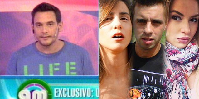 Mientras Cinthia Fernández quiere volver con su ex, la amante de él se va