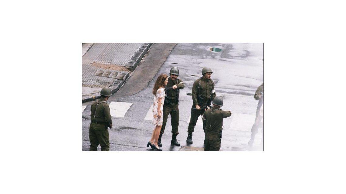 Emma Watson, en Argentina: el backstage de la película que filma en Buenos Aires