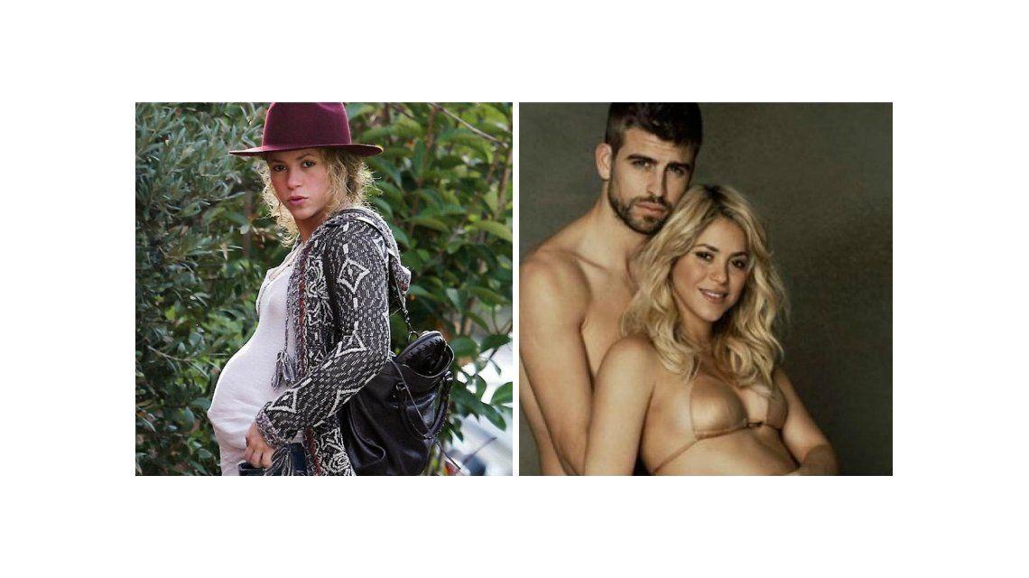 Shakira: Creo que estoy embarazada de gemelos