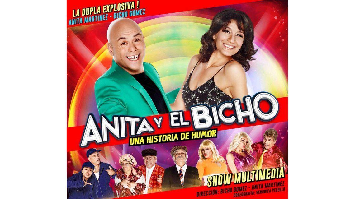 Anita y el Bicho, una historia de humor estrena el 22 de diciembre en Carlos Paz