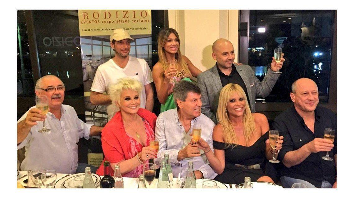 Carmen, Nazarena, Carlín y Coki presentaron oficialmente Leonas