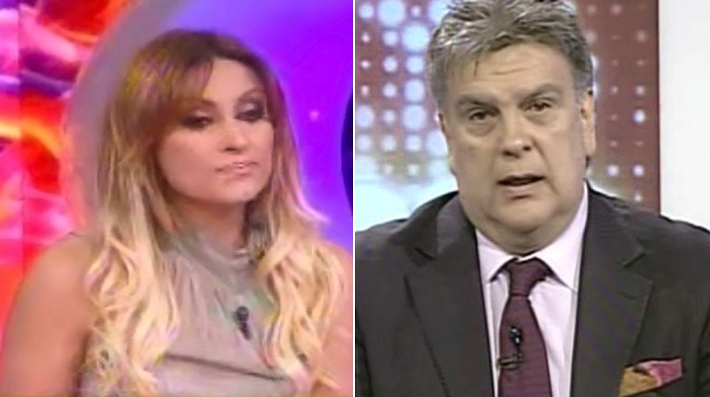 Marcela Tauro recordó su pelea con Luis Ventura: Entiendo que le molestó lo que le dije