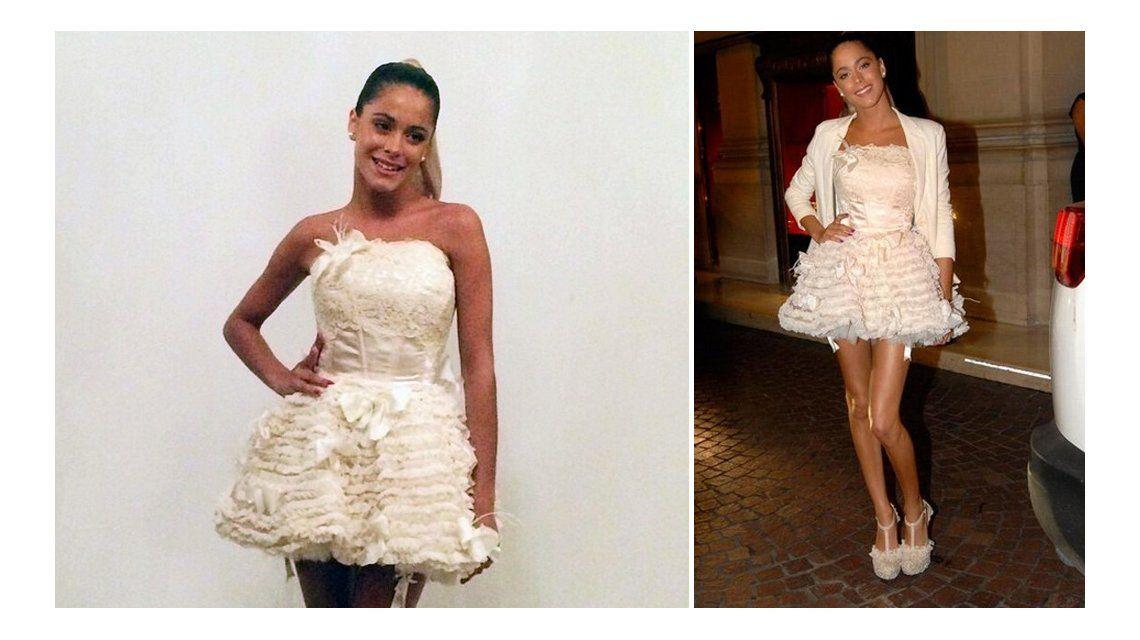Martina Stoessel ya tiene su vestido de novia