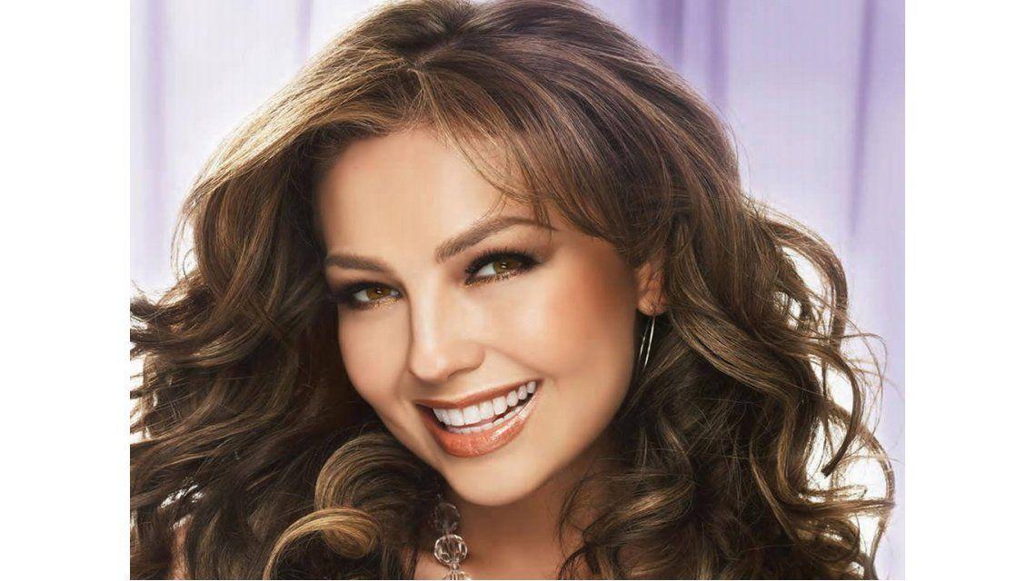 La explosiva declaración de Thalía: Mi hobby es el sexo y el de mi marido también