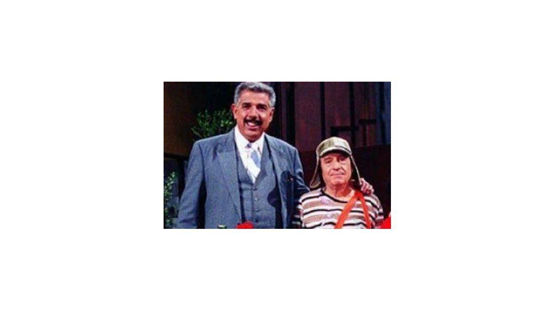 Murió Chespirito: el recuerdo del Profesor Jirafales