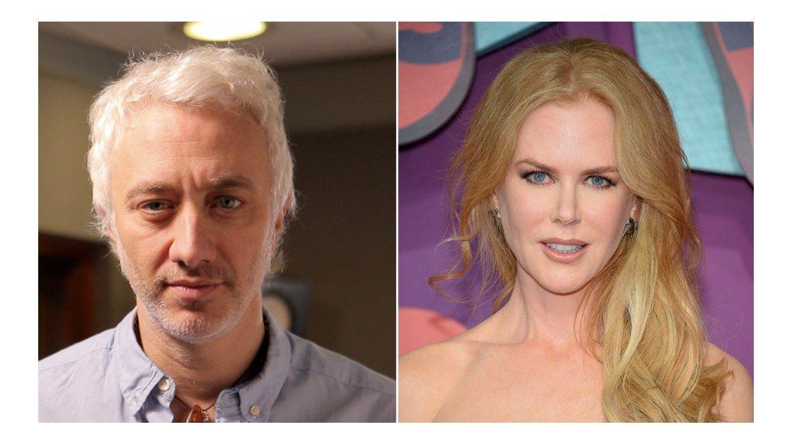 Andy Kusnetzoff llamó en vivo a Nicole Kidman... y ella atendió