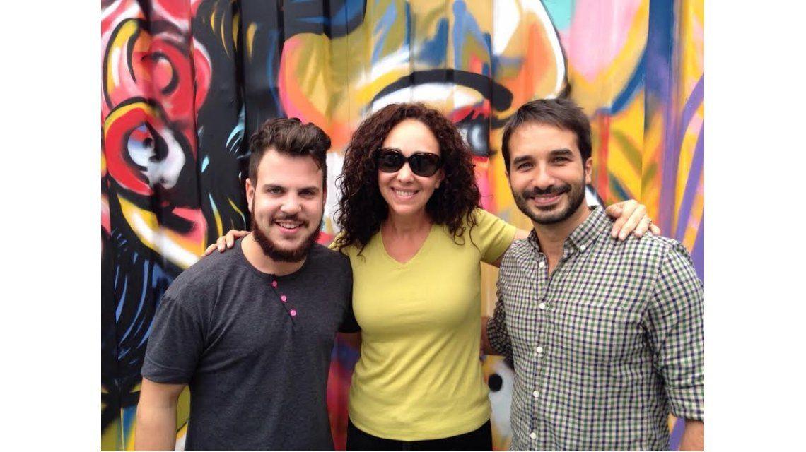 Sabrina Olmedo y Guido Massri debutan en teatro en Miami